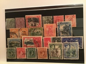 Jamaica  stamps R22108