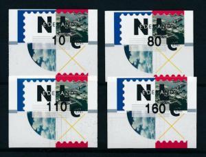 [96434] Netherlands Niederlande 2000 ATM Hytech set of 4 MNH  MNH