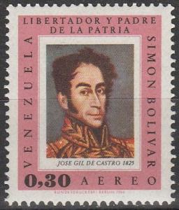 Venezuela #C941 MNH