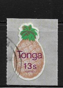TONGA, 529, USED, PINEAPPLE