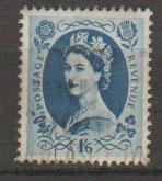 Great Britain SG 618a Used phosphor issue