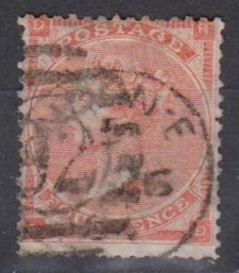 Great Britain #34 Fine Used CV $95.00 (B9936)