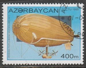 Azerbaijan  1995  Scott No. 511  (O)