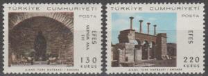 Turkey #1749-50  MNH F-VF  (SU1499)