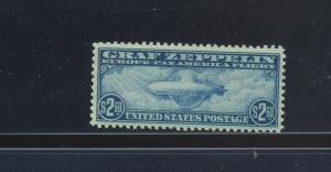 Scott C15 Graf Zeppelin Air Mail Mint   Stamp  (Stock #C15-90)