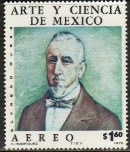 MEXICO C517, Art & Science (Series 5) MINT, NH. F-VF.