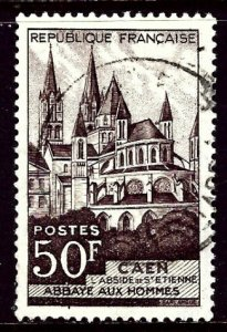 France 874 Used 1951 issue    (ap6087)