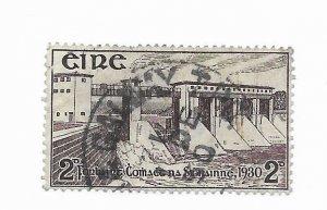 Ireland #83 Used - Stamp - CAT VALUE $2.75