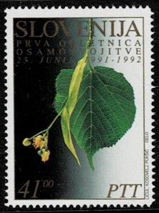 1992 Slovenia Scott Catalog Number 142 Unused No Gum