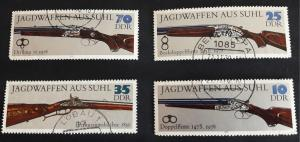 Germany, Weapon, Sports, Rifle, DDR, 1978, №100-Т