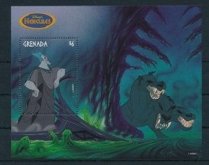 [22566] Grenada 1998 Disney Movie Hercules MNH
