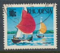 Rhodesia   SG 445  SC# 285  Used  defintive 1970  see details