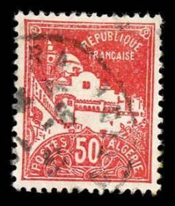 Algeria 50 Used