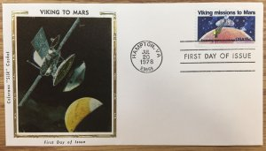 US #1759 Viking missions to Mars First Day Cover (FDC)