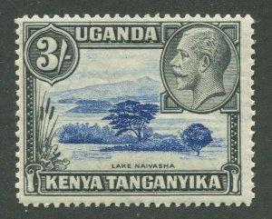 KENYA, UGANDA, & TANZANIA #56 MINT