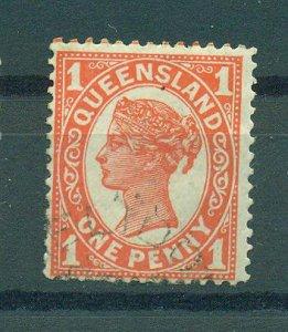 Queensland sc# 113a mng cat value $8.50