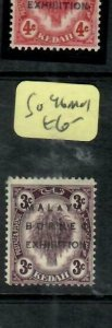 MALAYA KEDAH   (PP2204B)  MBE 3C SG 46      MOG