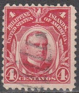 Philippine Is #242 F-VF Used  (S6030)