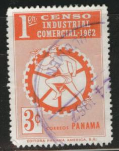 Panama  Scott 439 Used 1962  stamp