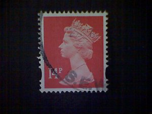 Great Britain, Scott #MH348, used(o), 2006, Machin: Queen Elizabeth II, 14p