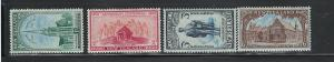 NEW ZEALAND 1950 CANTERBURY 100th ANNIV #274-278 NH