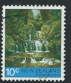New Zealand SG 1121 Very Fine Used