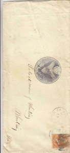 187X, East Machias to Whiting, ME, Solo 15c Banknote, Sc #152, #10 (32079)
