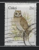 CISKEI   163    USED    OWLS
