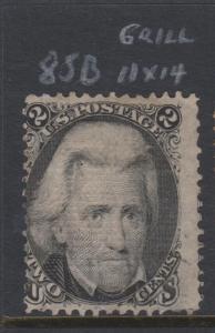 USA Sc#85b Used
