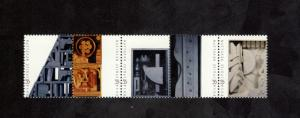 3379-83 Louise Nevelson Strip Of 5 Mint/nh (Free Shipping)