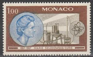 Monaco #673 MNH (S1501)