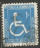 Dominican Republic RA66 VFU Z684-7