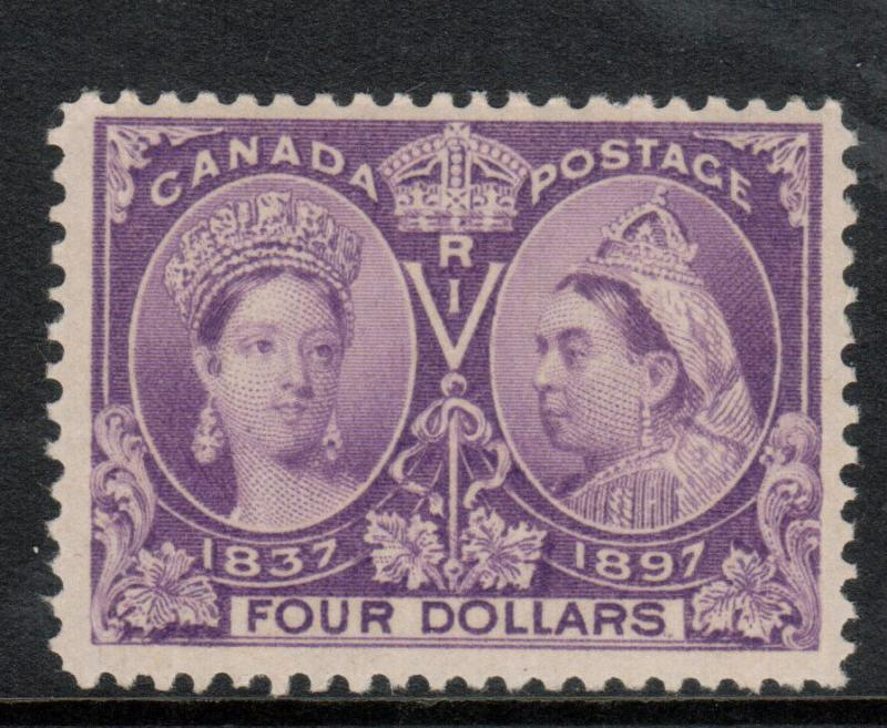 Canada #64 Very Fine Mint Full Original Gum Lightly Hinged **With Certificate**