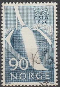 Norway #489  F-VF Used  (SU6261)