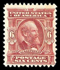 U.S. 1902-03 ISSUE 305  Mint (ID # 80656)