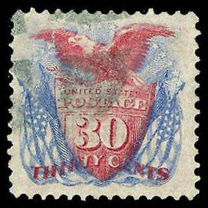 U.S. 1869 ISSUE 121  Used (ID # 96786)