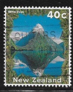 New Zealand Used  [9299]