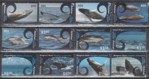 Aitutaki #581-92  MNH CV $55.00 (A17825)
