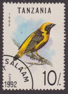 Tanzania 979 Canary 1992