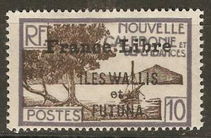 Wallis & Futuna Is 98 Cer 97 MLH F/VF 1941 SCV $3.75