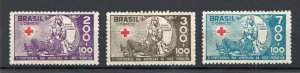 Brazil - Sc# B5 - B7 MH   /    Lot 0620371