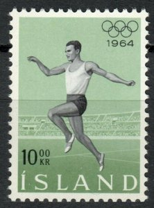 1964 Iceland 387 1964 Olympic Games in Tokio