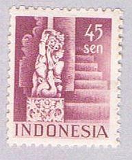 Indonesia Statue 45 - pickastamp (AP102129)