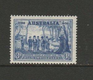 Australia 1937 New South Wales 3d UM/MNH SG 194