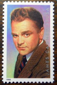 3329 Legend Of Hollywood James Cagney US Single Mint/nh FREE SHIPPING