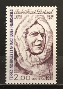 French Southern and Antarctic Territories 1985 #117, MNH, CV $.90