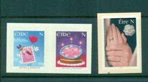 Ireland - Sc# 1700-2. 2007 Greetings. MNH $4.20.