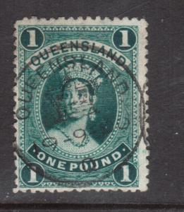 Queensland #83 Used Fine With Ideal CDS Cancel