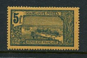 Guadelope #82 Mint