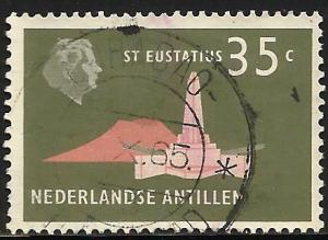 Netherlands Antilles 1959 Scott# 251 Used